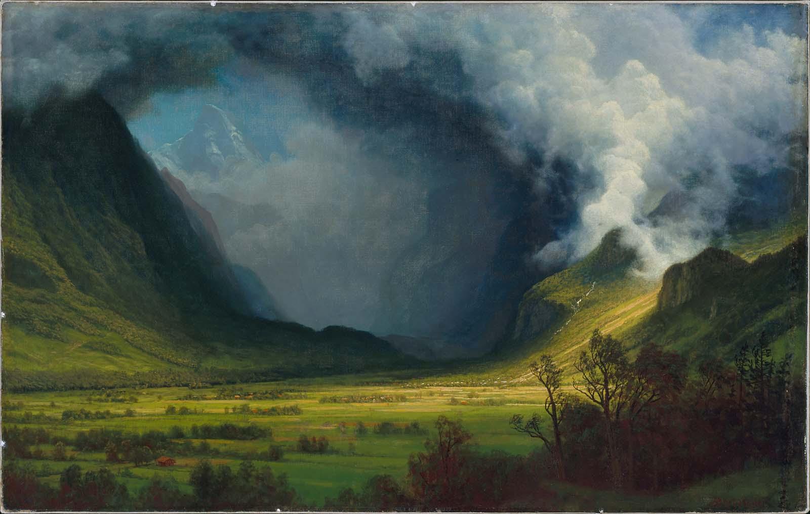 Storm in the Mountains, 1870 - Albert Bierstadt.jpg