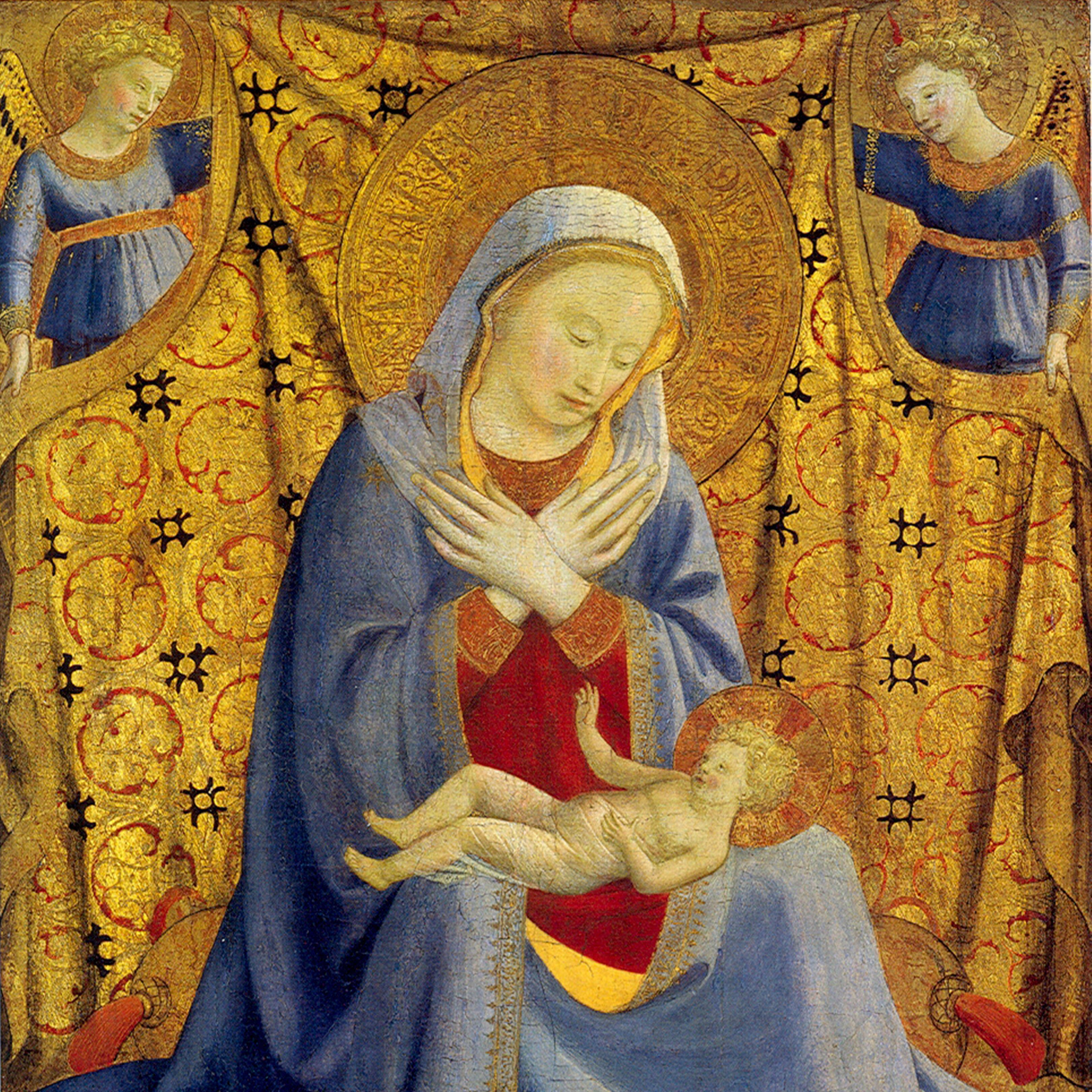 Chants for the blessed virgin mary -