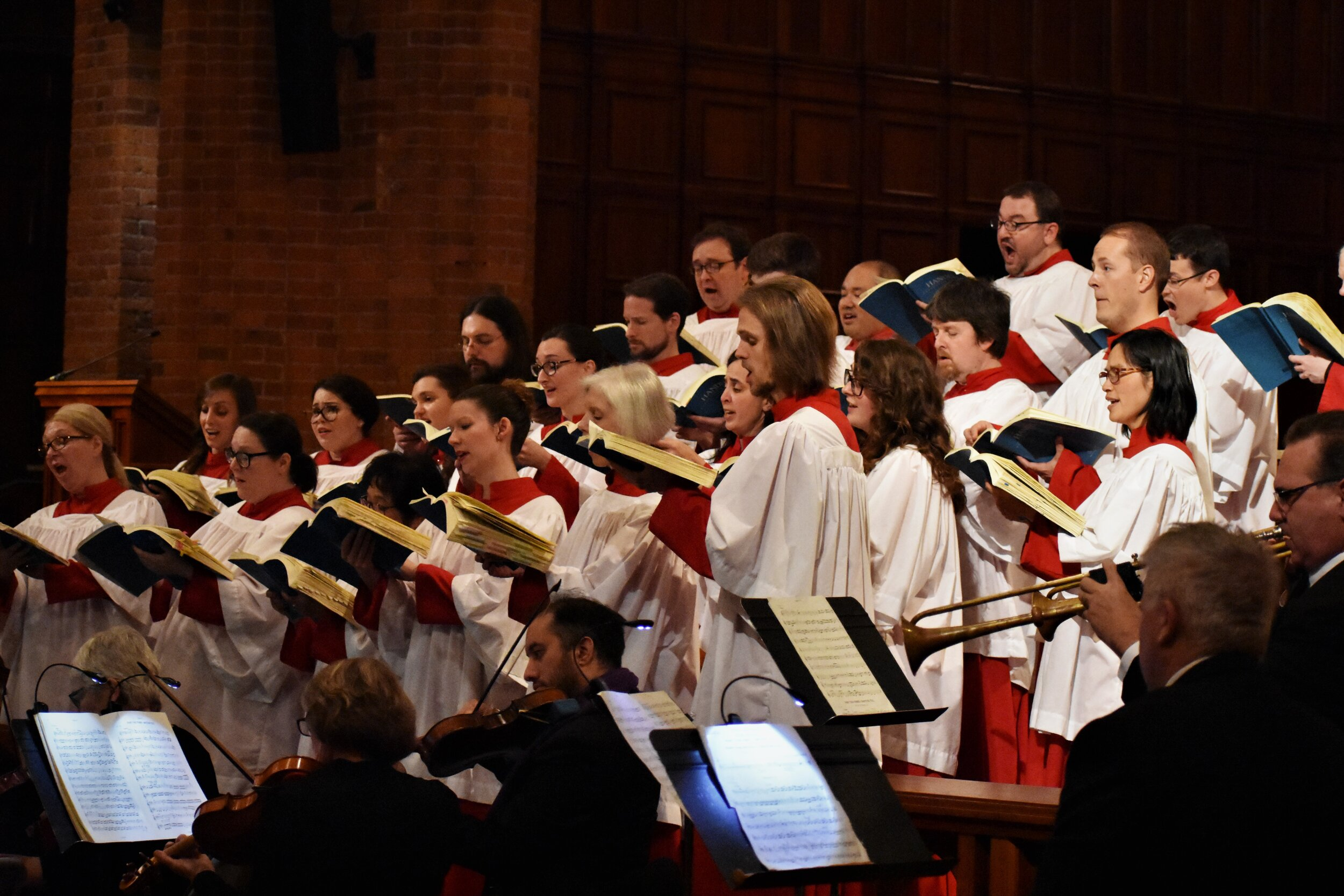 Handel's Messiah 2018