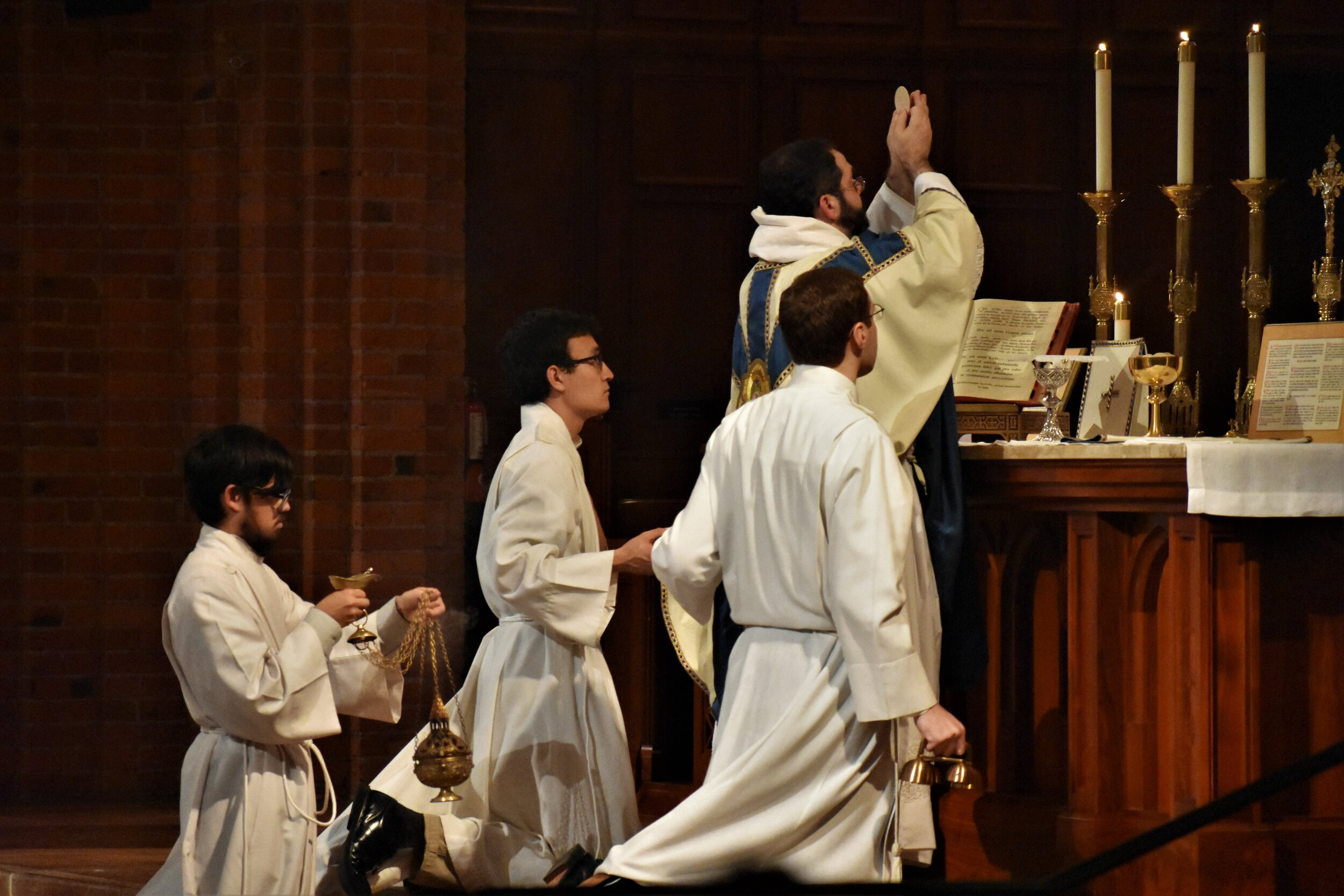 October 2019 Choral Mass in the Dominican Rite