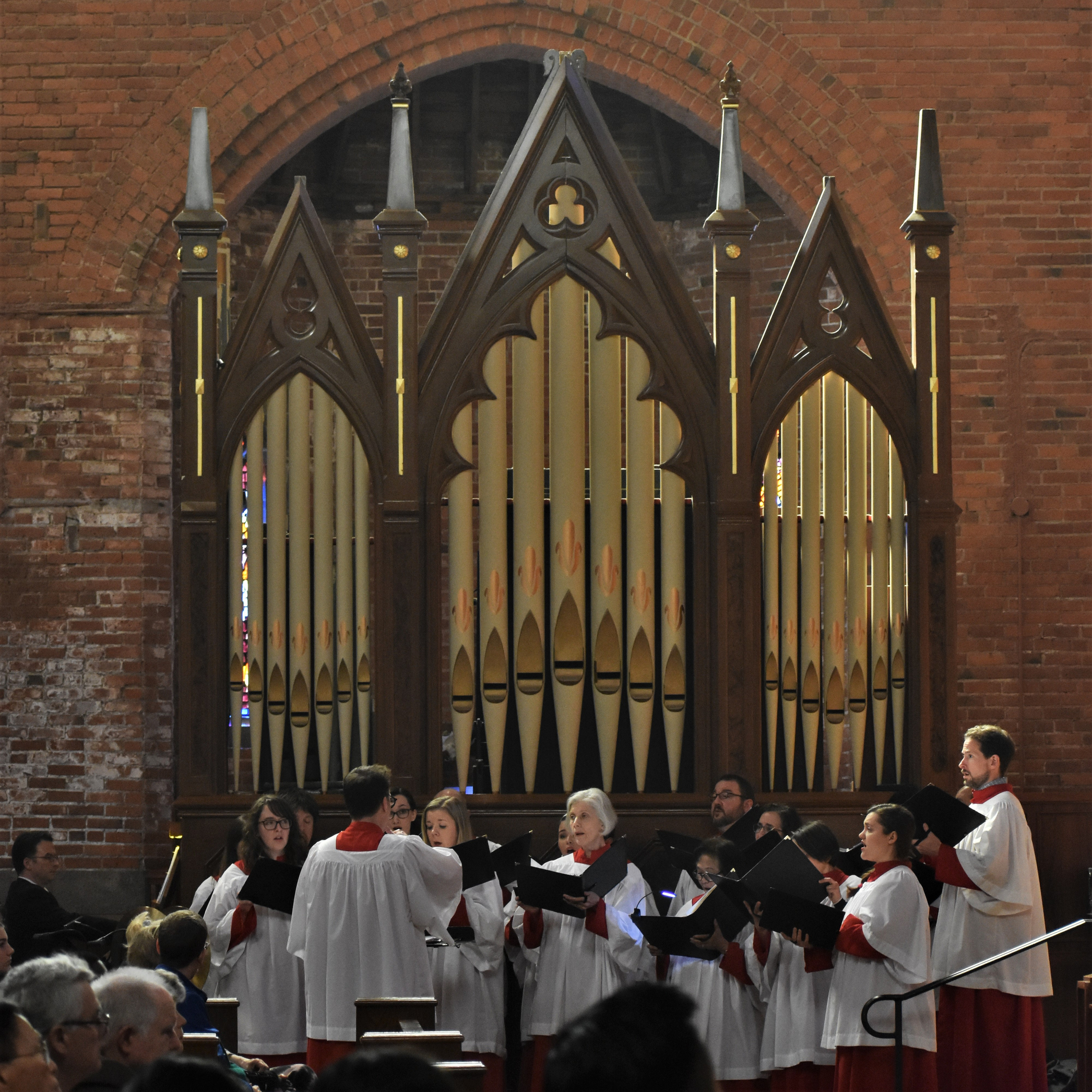 Choral Masses &Special liturgies -