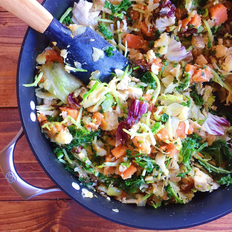 Superfood Vegetable Hash