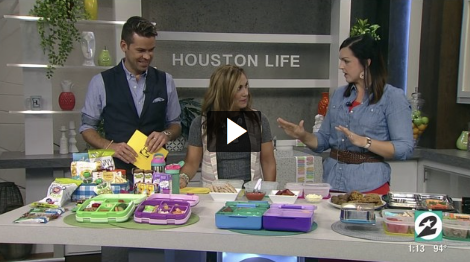 Catch me on TV! - ...discussing trending nutrition topics, yummy recipes, and helpful kitchen hacks!