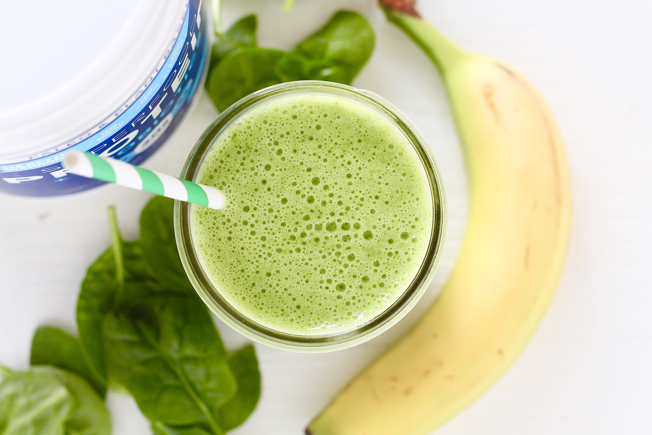 What a diabetic dietitian puts in her smoothies