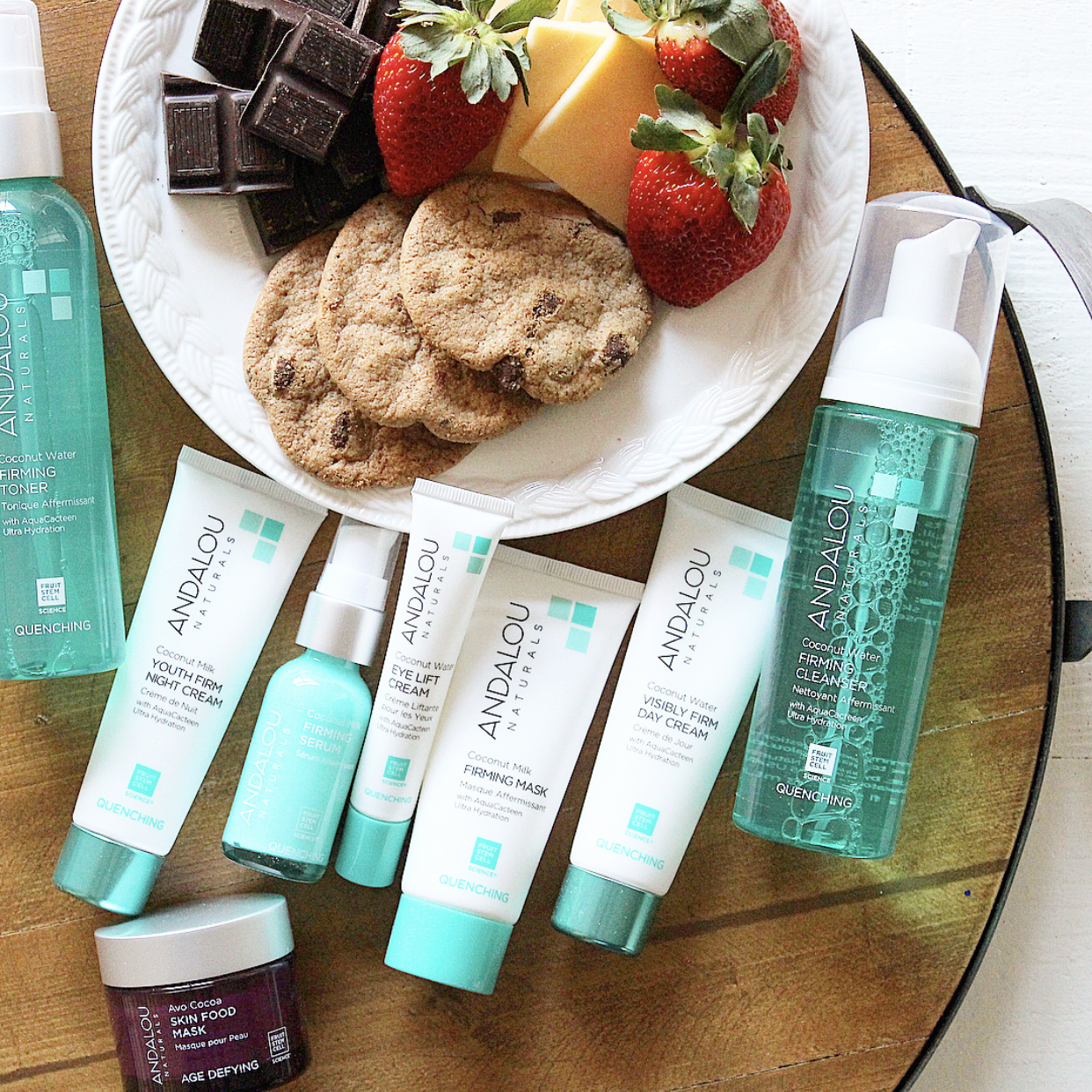 Andalou Naturals Skin Care Products