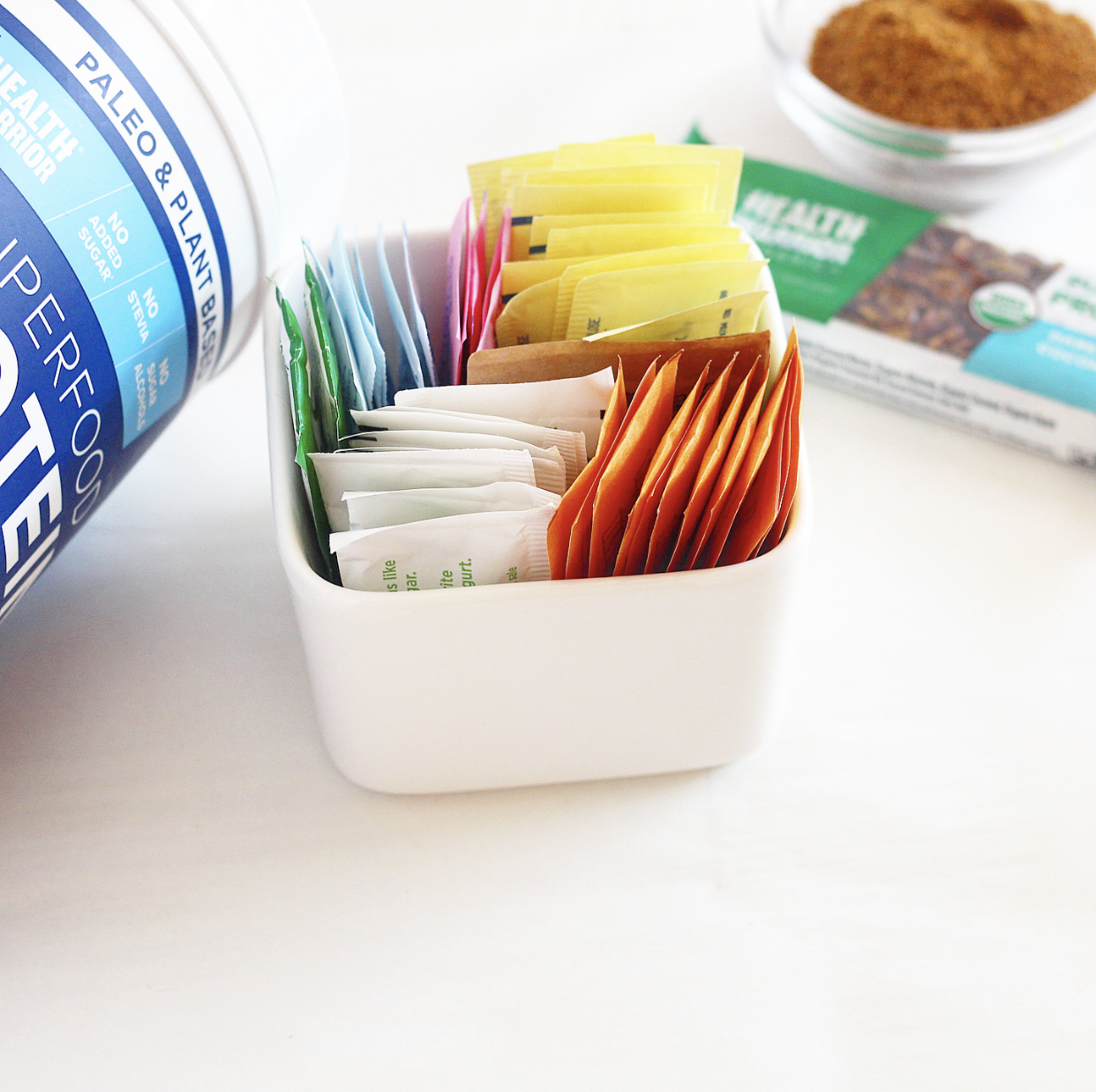 Artificial sweeteners, sugar alcohols, and natural sweeteners: Are they ok and how much can you use?