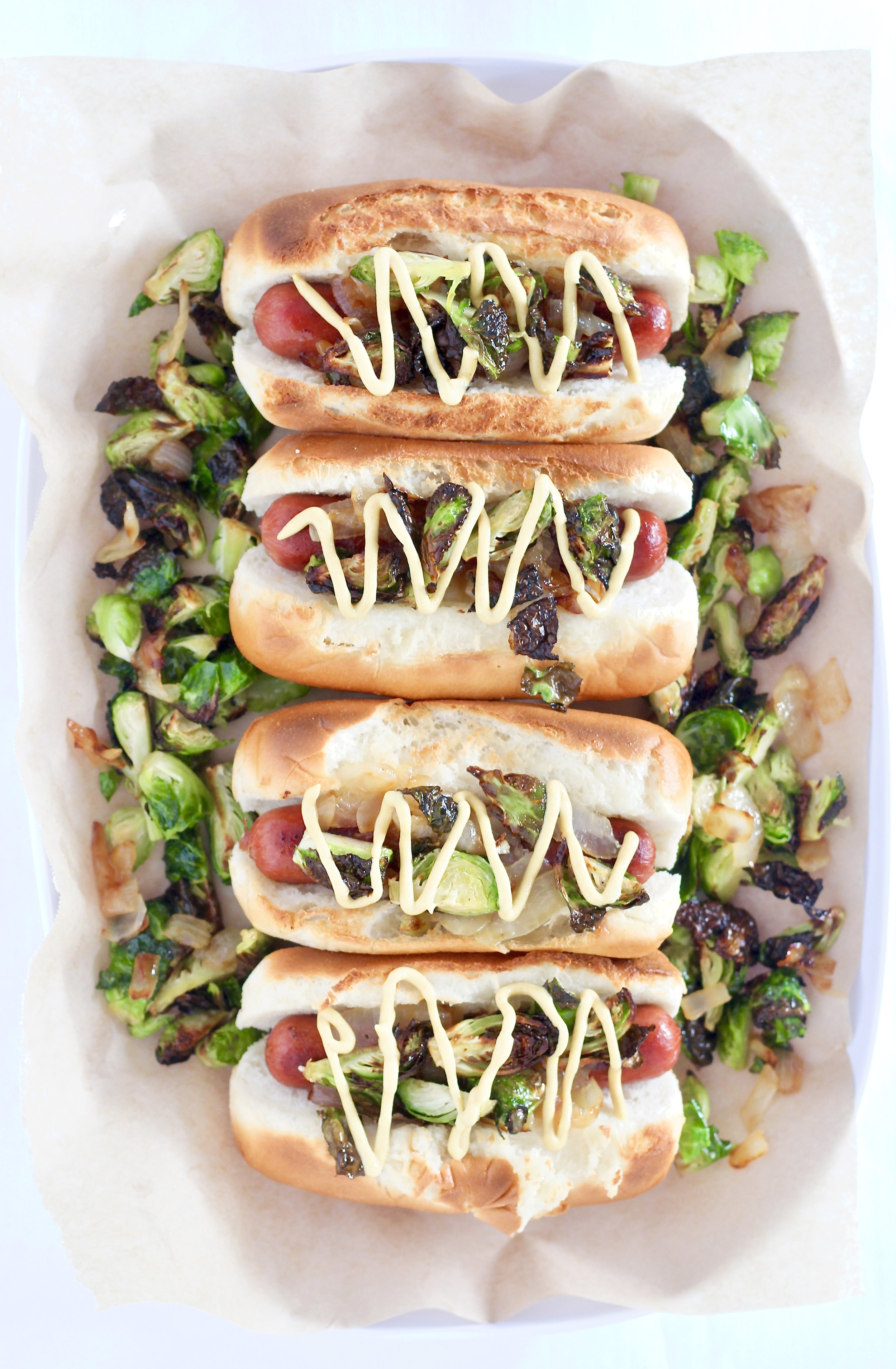 Celebrate National Hot Dog Day: Veggie Lovers' Beef Hot Dogs