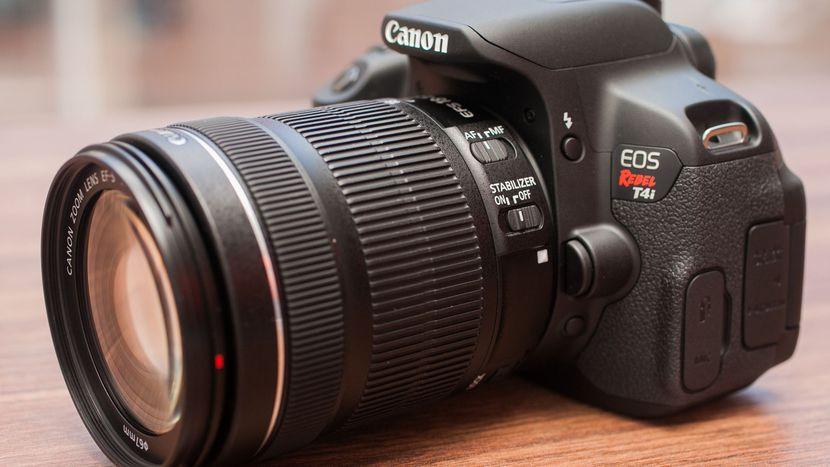 Canon t4i - Rebel Series