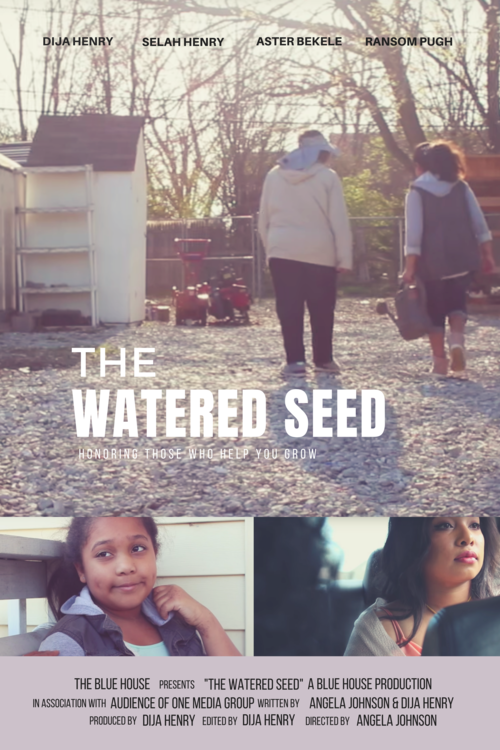 The Watered Seed — Dija henry
