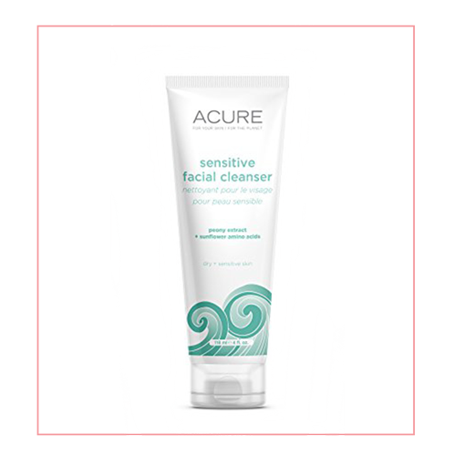 ACURE ORGANICS - Sensitive Facial Cleansers