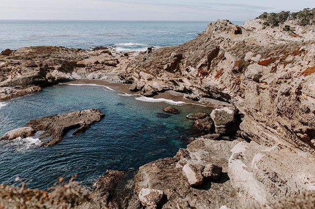 this water!!! @dawsonshelburn and i took a walk through the point lobos natural reserve in carmel and it was honestly not like anything i've seen. so much beauty in one state🤩