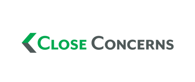 Close Concerns Logo