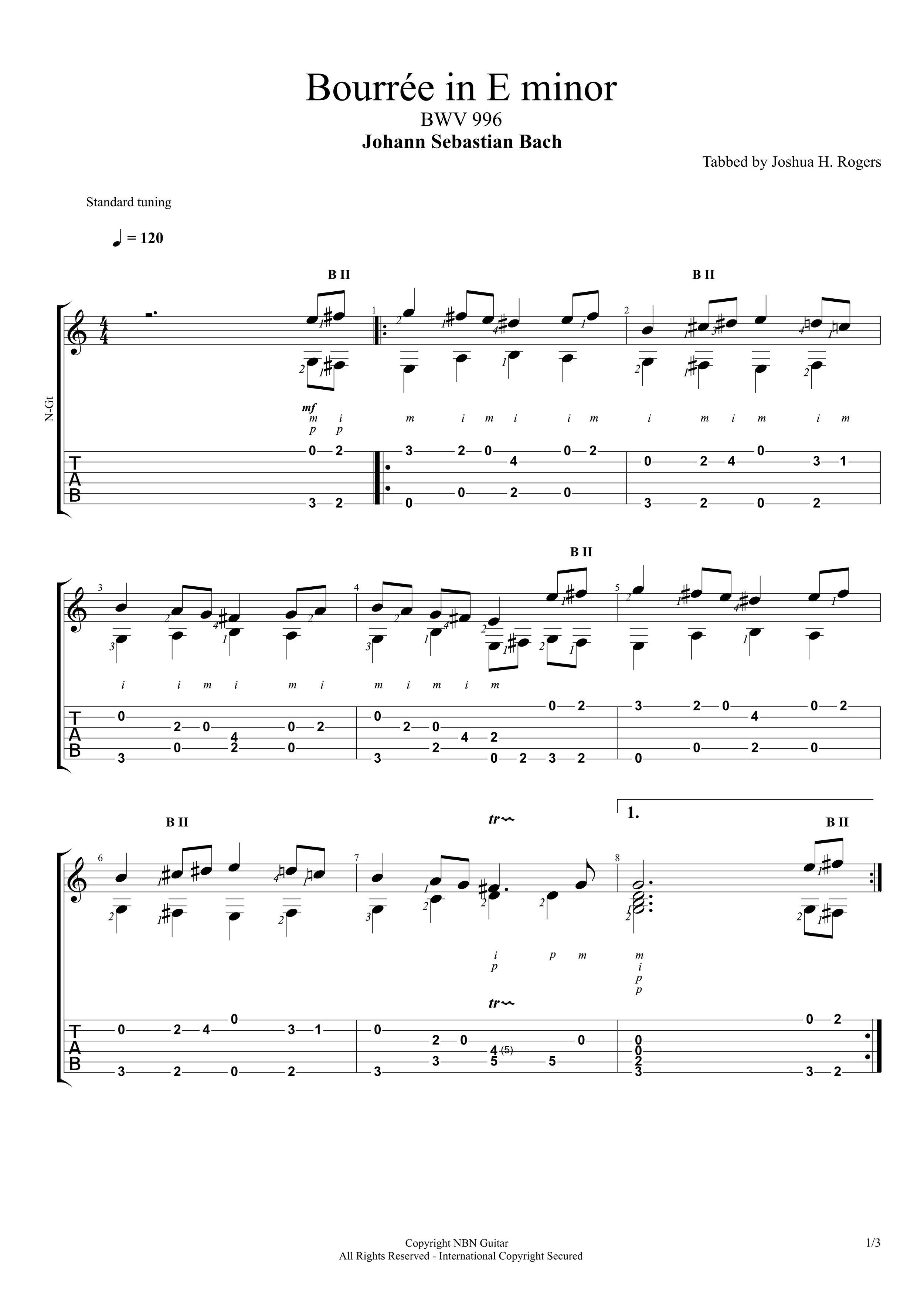 Bourrée in E-minor BWV996 (Sheet Music & Tabs)-p3.jpg