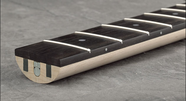 Carvin Carbon Fiber Reinforced Neck with truss rods