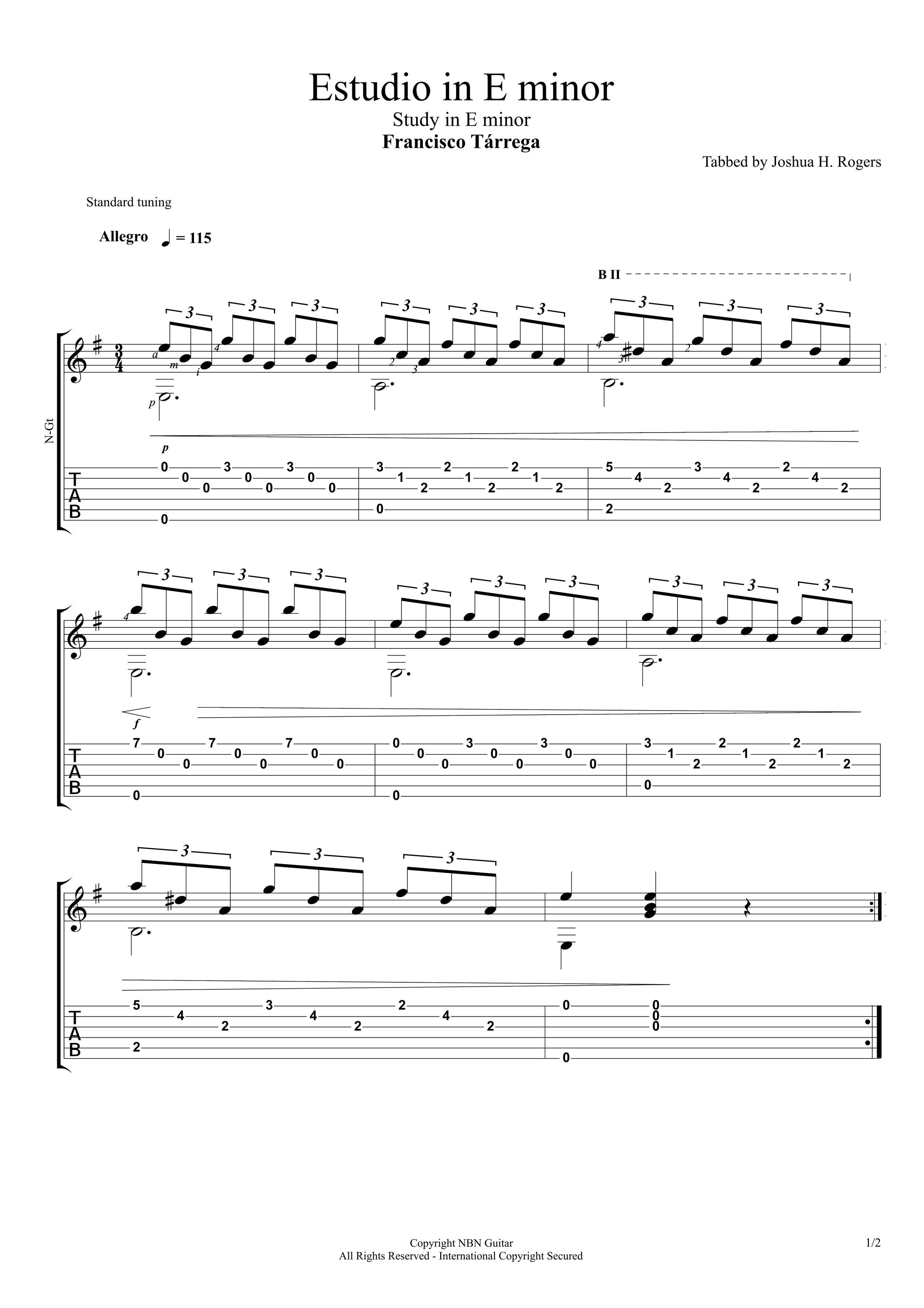Estudio in E minor (Sheet Music & Tabs)-p2.jpg