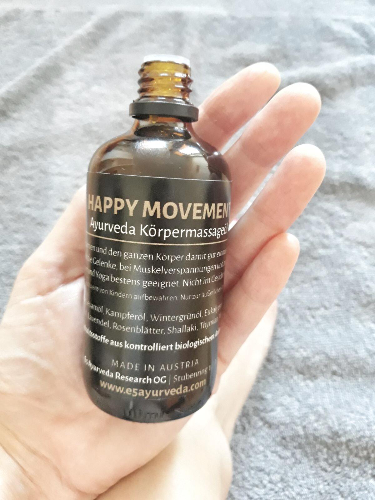 Ayurveda Massageöle mit wertvollen Inhaltsstoffen sorgen für ein grossartiges Körpergefühl