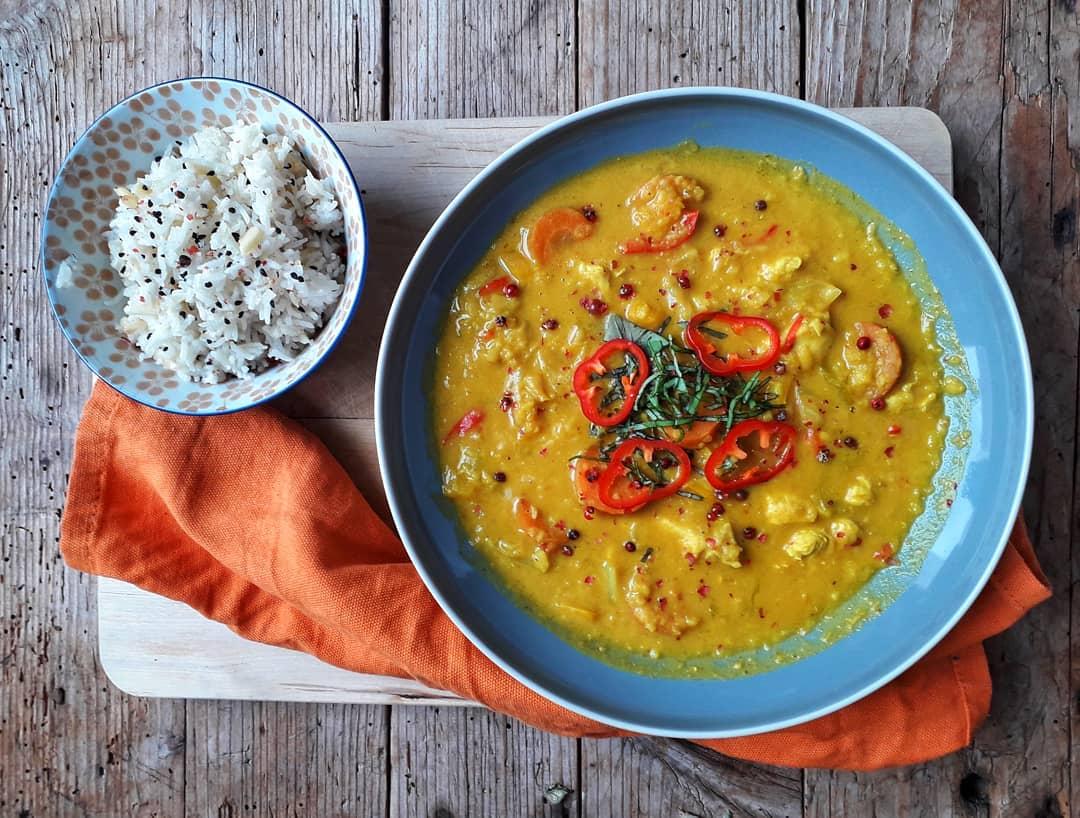 Ayurveda Gemüse Curry