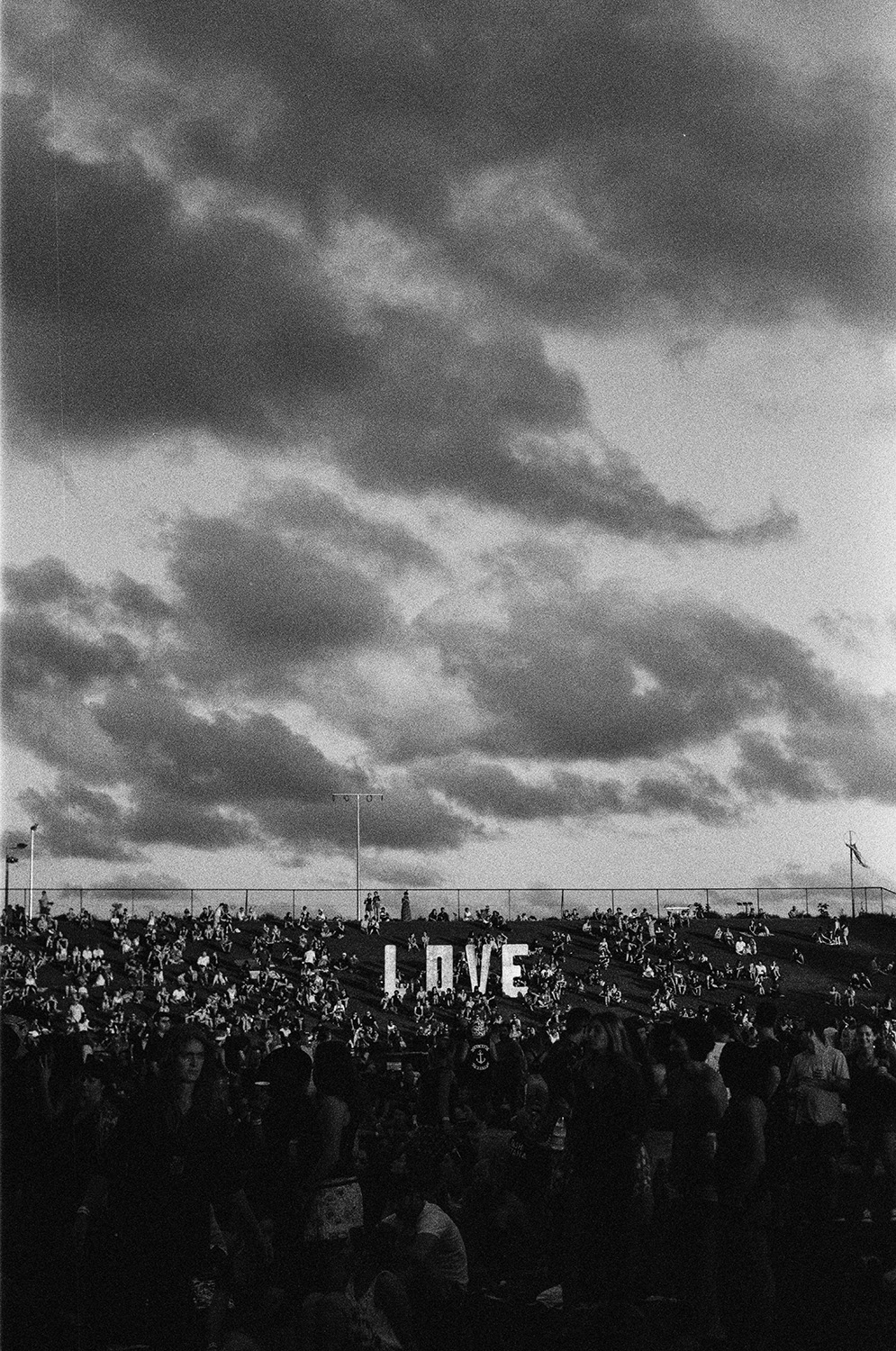Festival Love / 35mm film