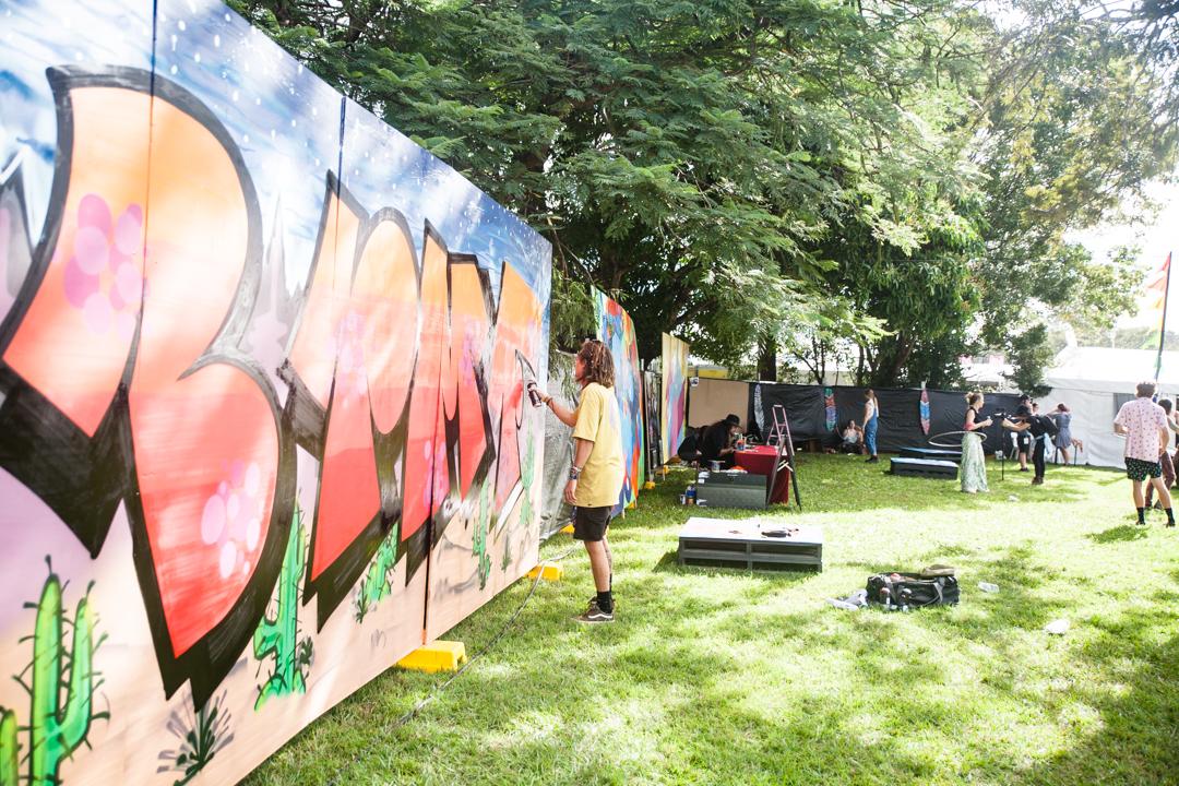 street artist j & co