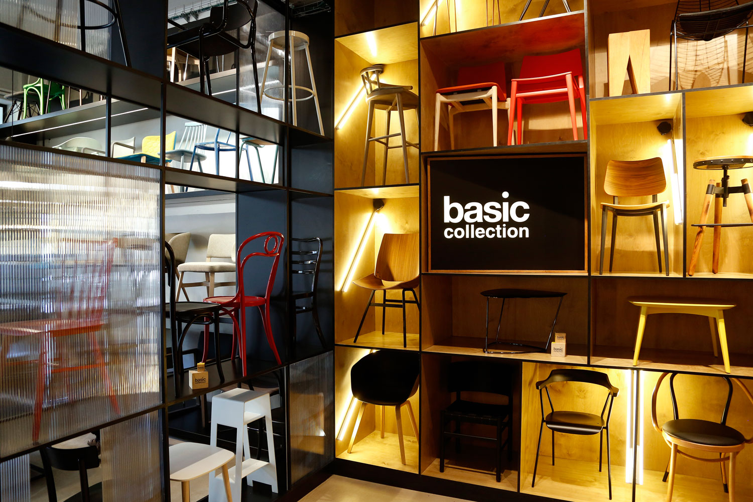 Basic Collection Showroom