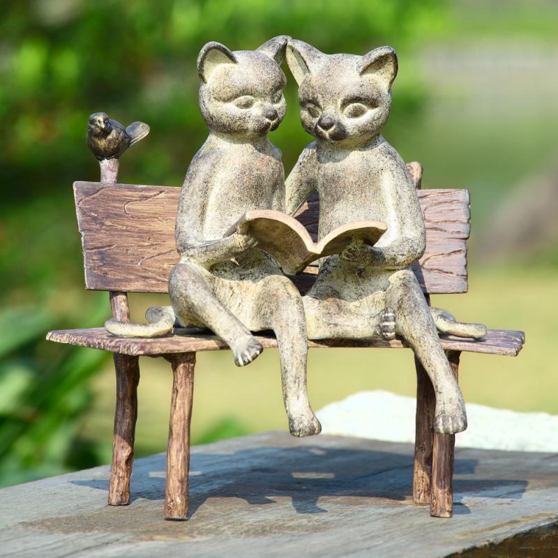 spi-home-reading-cat-on-bench-garden-statue-spi-home-reading-cat-on-bench-garden-statue-reviews-wayfair_large.jpg