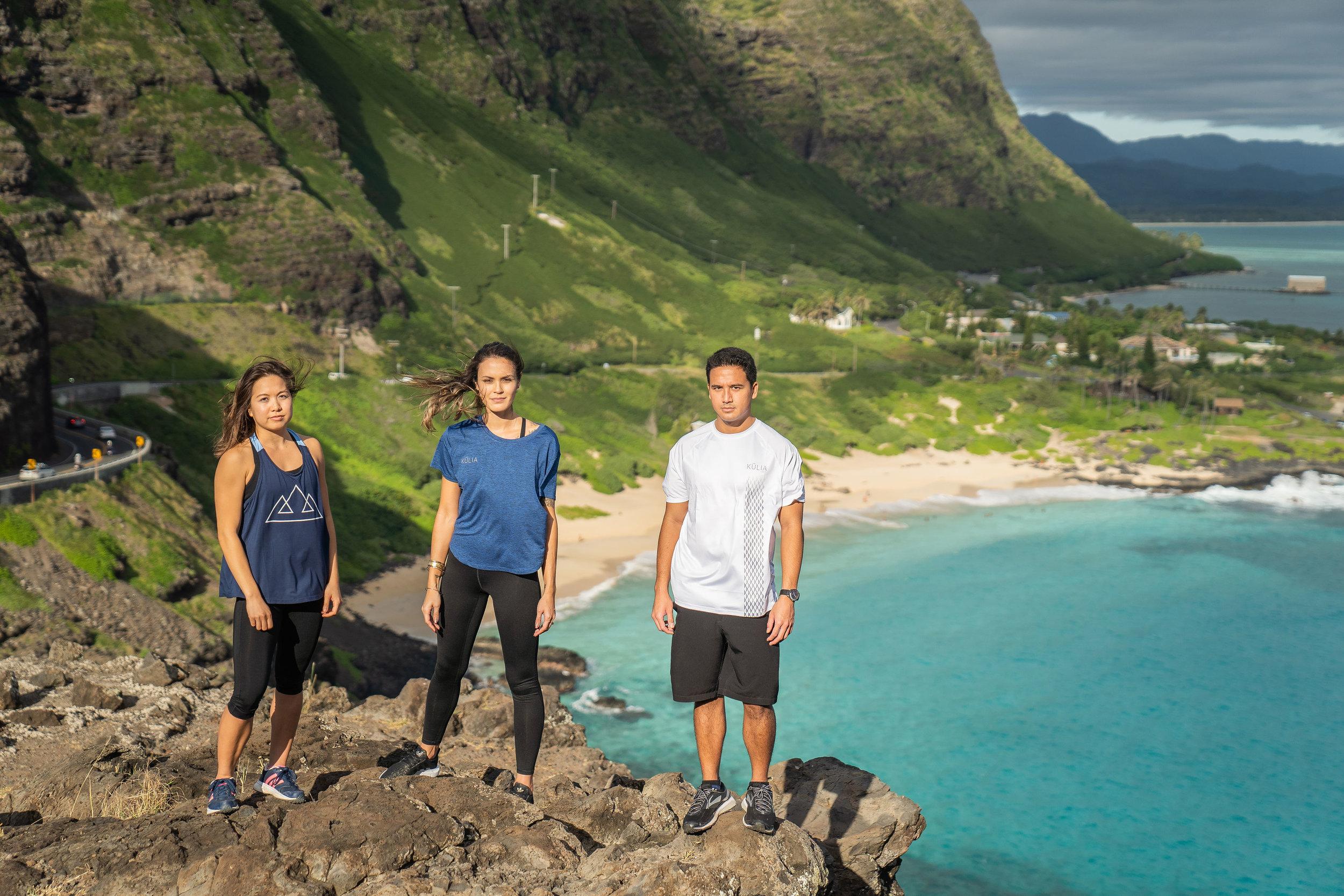 Hawai'i activewear
