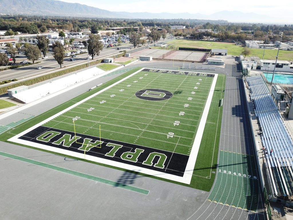 Photo via Upland High School  website