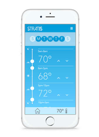 THE STRATIS MOBILE APP -