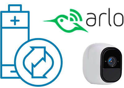 Works with Arlo - Have you ever wanted to use battery-operated wireless cameras for professional video surveillance? Why can't there be a solution that is wireless and also professional? Thanks to Arlo Flexpower, which is the first truly wire-free, ONVIF compliant IP camera, the search is over. FlexPower cameras can be added to the Eagle Eye Cloud with ease giving full VMS capabilities including cloud storage from 7 days up to 5 years per camera.