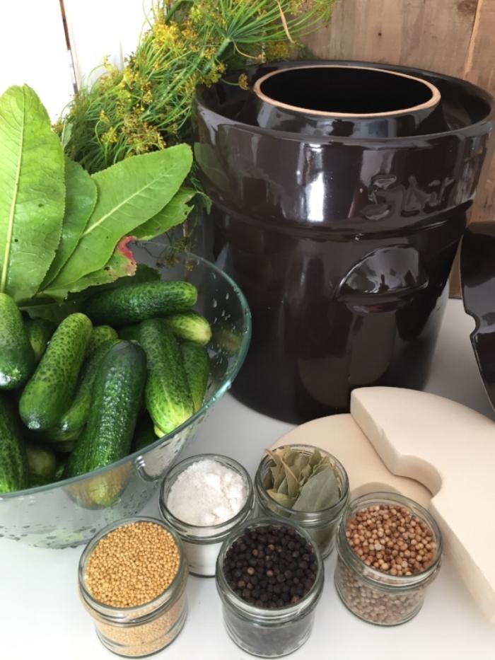 5 liter keramikk-krukke for fermentering er uunnværlig når du skal lage litt større porsjoner. Du får kjøpt den     HER