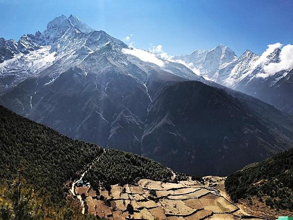 Nepal, Himalaya (Foto: Leo Amadeus Brunvoll)
