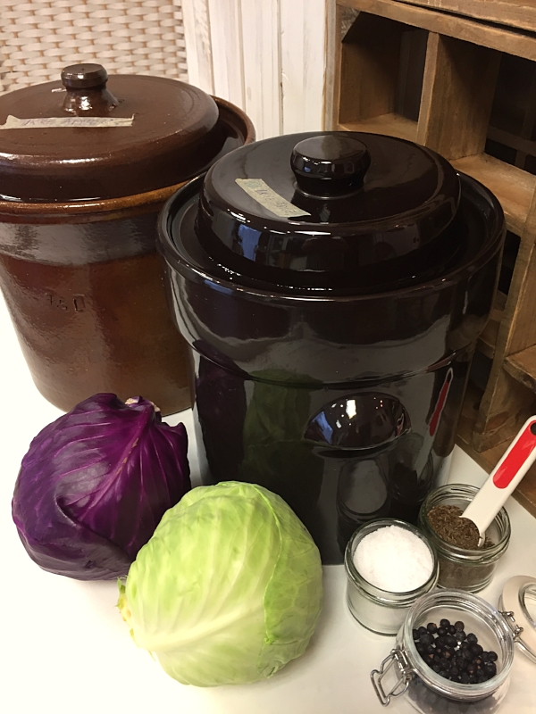 """Les innlegget  """"Vellykket fermentering i keramikk-krukke"""""""
