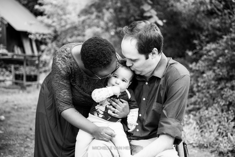 Rumbi & Tristan Family Shoot