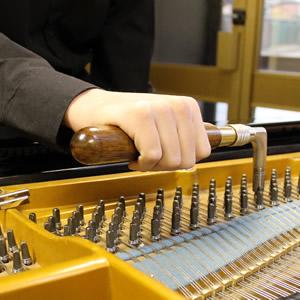 Stoke Pianos Tuning
