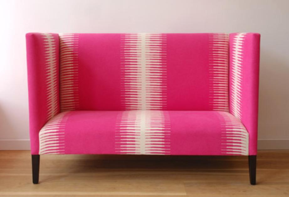 Contemporary Settle Sofa