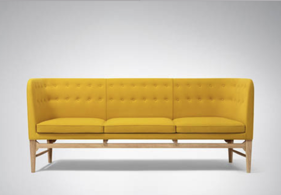 Arne Jacobsen Mayor Sofa