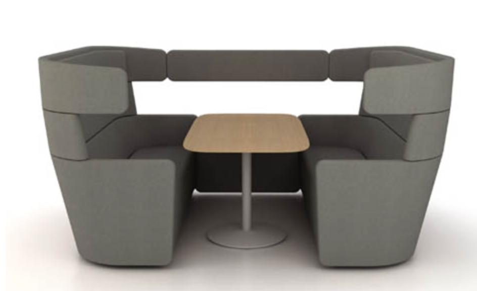 Bene/Pearson Lloyd - PARCS Wing Sofa