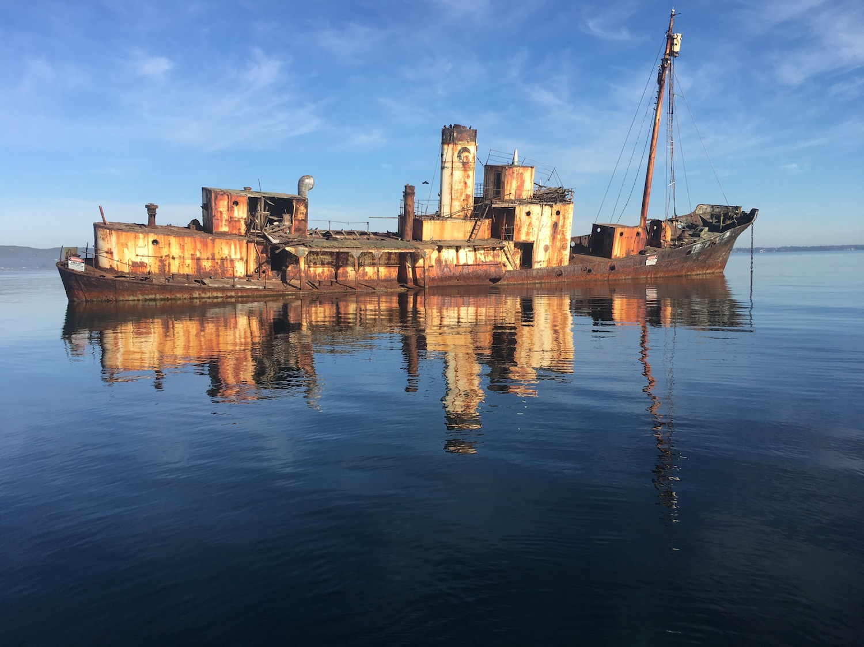 Cheynes II in Princess Royal Harbour