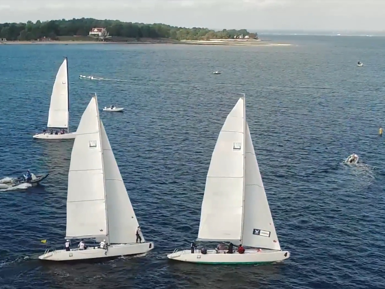 US Sailing U.S. Match Racing Championship - Wrap Up - The entire weekend of racing in 3 minutes flat. The best shots, the best moments and an explanation why we have two champions: Match racing veteran David Storrs and up-and-comer Pearson Potts.