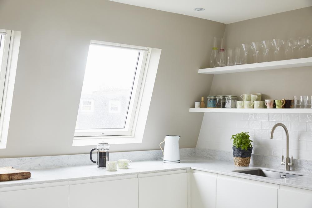Kitchen Worktops | Parsons Green Interior Design Project