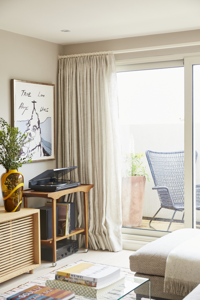 Living Room | Parsons Green Interior Design Project