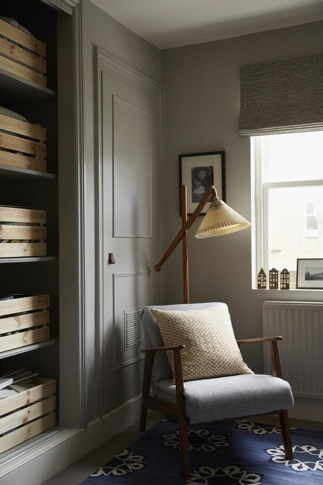 Contemporary Bedroom Design | Parsons Green