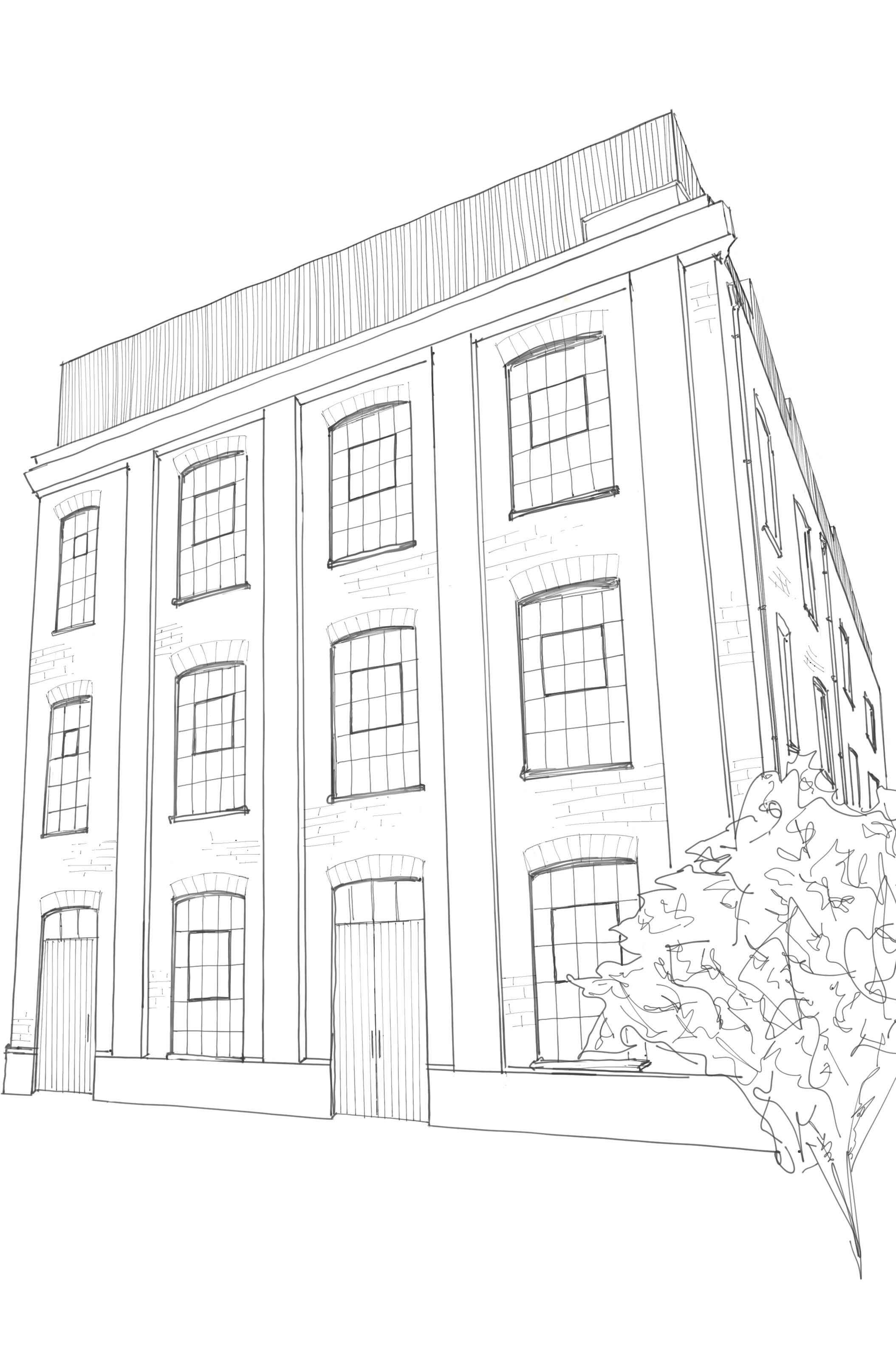 HACKNEY - MIXED USE DEVELOPMENT, 8 STUDIOS AND 3 RESIDENTIAL APARTMENTS  COMPLETION DUE 2019