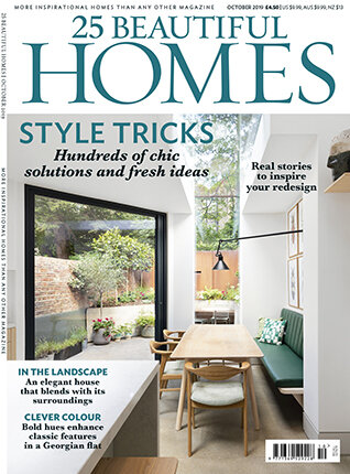 25 Beautiful Homes October 2019