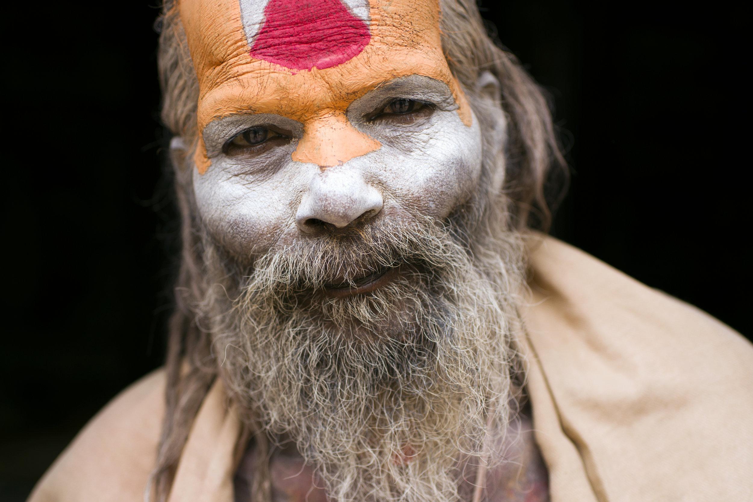 Nepal Street Portraits