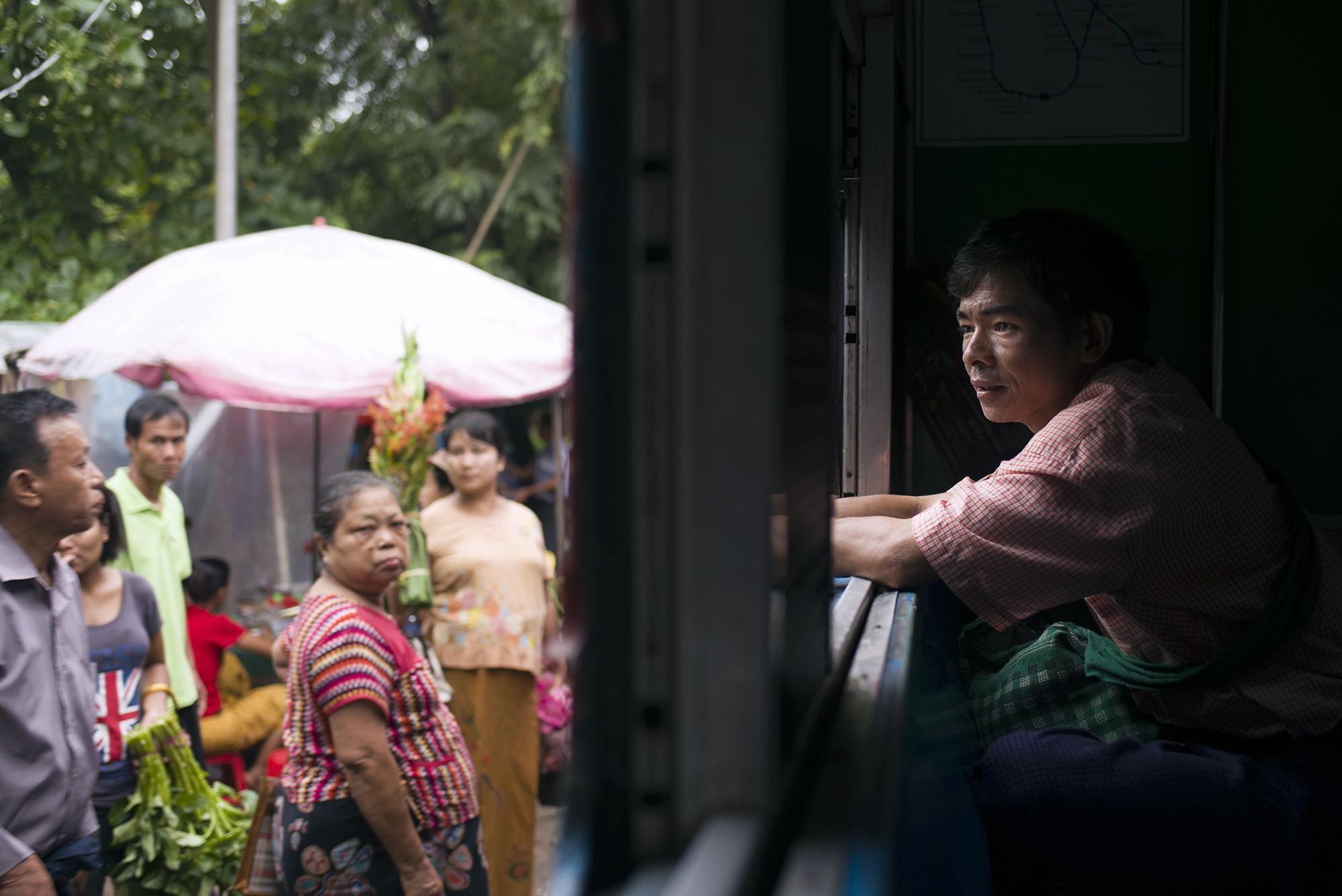 The Mandalay Express 4/18