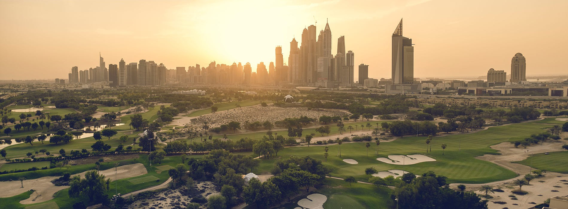 Dubai Golf – 2015