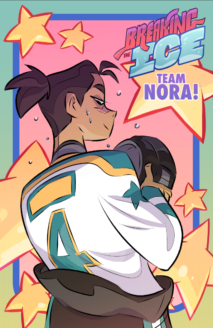 Team Nora Cover