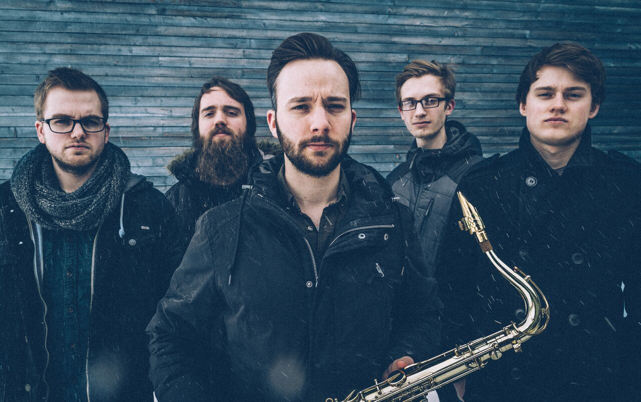 Sondre Kleven Quintet -Foto: Sverre Simonsen