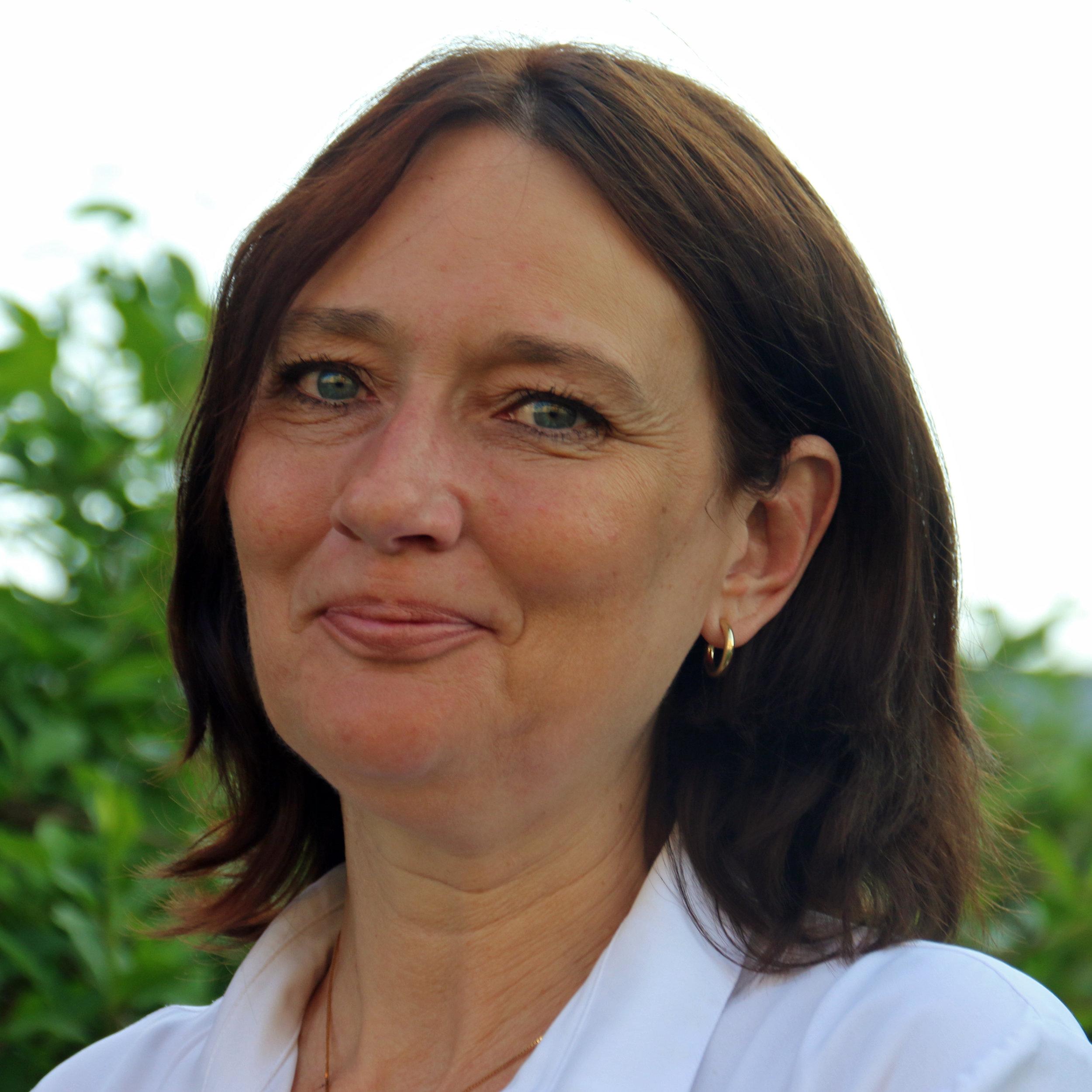 3. Maria Hollmann Franzén, suppleant